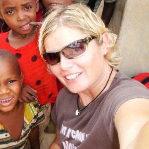 PAMS Foundation Team Krissie Clark