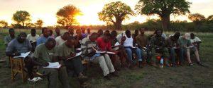 ICUN Anti-Poaching Heading