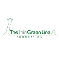 Pams foundation support the thin green line foundation